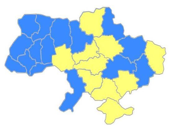 election-oblast-map-1999-second-round